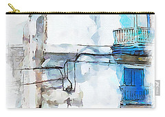 Havana Street Carry-all Pouch