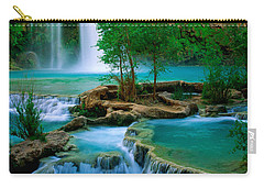 Havasu Canyon Carry-all Pouch by Inge Johnsson