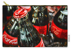 Have A Coke And Give A Smile By Diana Sainz Carry-all Pouch