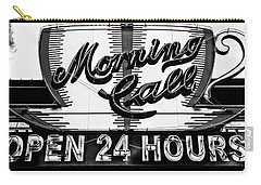 Have A Cup Of Coffee At Morning Call New Orleans Carry-all Pouch