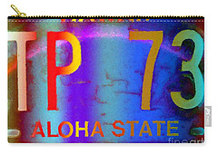 Hawaii Aloha State Carry-all Pouch