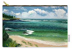 Hawaii Beach Carry-all Pouch