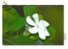 Hawaiian Gardenia Carry-all Pouch