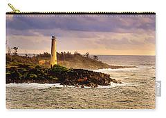 Hawaiian Lighthouse Carry-all Pouch