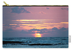 Hawaiian Ocean Sunrise Carry-all Pouch