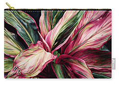 Hawaiian Prayer Carry-all Pouch