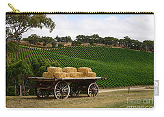 Hay Wagon Carry-all Pouch