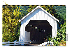 Hayden Covered Bridge Carry-all Pouch