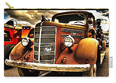 Hdr Fire Truck Carry-all Pouch