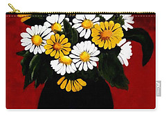 He Loves Me... Carry-all Pouch by Barbara Griffin