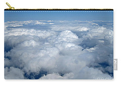 Head In The Clouds Art Prints Carry-all Pouch