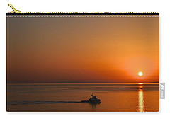 Heading Home Carry-all Pouch by Corinne Rhode