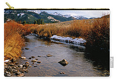 Headwaters Of The River Of No Return Carry-all Pouch