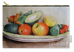 Healthy Plate Carry-all Pouch
