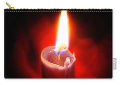 Heart Aflame Carry-all Pouch