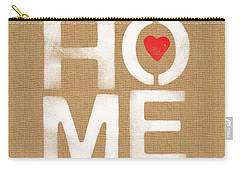 Heart And Home Carry-all Pouch