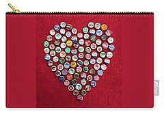 Heart Pop Carry-all Pouch
