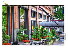 Heathman Restaurant 17368 Carry-all Pouch