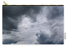 Heaven Looks Angry Carry-all Pouch