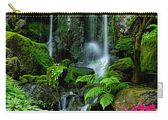 Heavenly Falls Serenity Carry-all Pouch