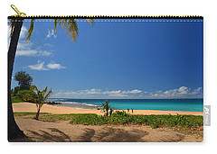 Heavenly Haena Beach Carry-all Pouch