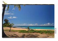Heavenly Haena Beach Carry-all Pouch