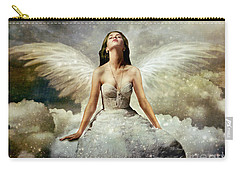 Heavenly Carry-all Pouch by Linda Lees