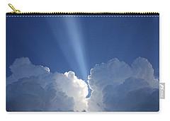 Heaven's Spotlight Carry-all Pouch by Rachel Hames