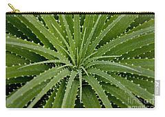 Hechtia Argentea Carry-all Pouch