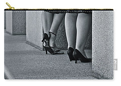 Heels And Lace Carry-all Pouch