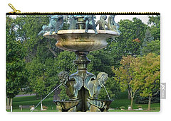 Heffelfinger Fountain Carry-all Pouch