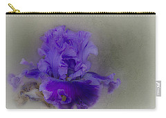 Carry-all Pouch featuring the photograph Heidi by Elaine Teague