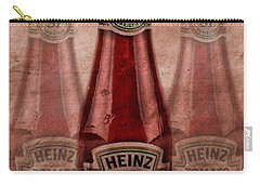 Heinz Tomato Ketchup Carry-all Pouch by Dan Sproul