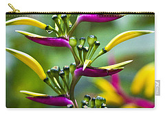 Heliconia Subulata II Carry-all Pouch