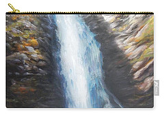 Hell Roaring Falls Carry-all Pouch