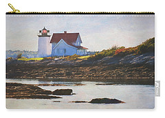 Hendricks Head Lighthouse - Maine Carry-all Pouch