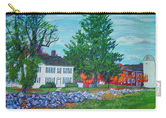 Henry Warren House And Barn Carry-all Pouch