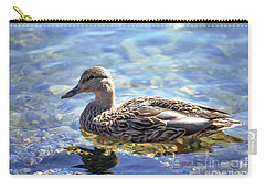 Hen's Reflection Carry-all Pouch