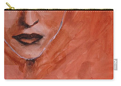 Looking To Her Soul Carry-all Pouch