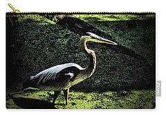 Carry-all Pouch featuring the photograph Here Fishy Fishy by Robert McCubbin
