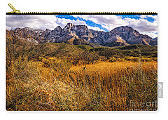 Here To There Carry-all Pouch by Mark Myhaver