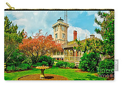 Hereford Inlet Lighthouse Garden Carry-all Pouch