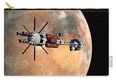 Hermes1 Mars Insertion Part 1 Carry-all Pouch
