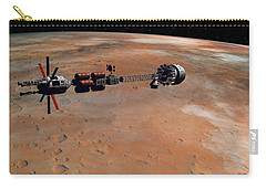 Hermes1 Orbiting Mars Carry-all Pouch