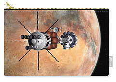 Hermes1 Realign Orbital Path Carry-all Pouch