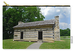 Hermitage Slave Quarters Carry-all Pouch