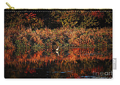 Heron Hideaway Carry-all Pouch