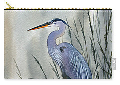 Herons Sheltered Retreat Carry-all Pouch
