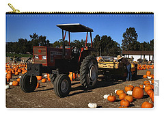 Carry-all Pouch featuring the photograph Heston 80-66 by Michael Gordon