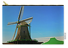Carry-all Pouch featuring the photograph Het Jonge Schaap by Jonah  Anderson